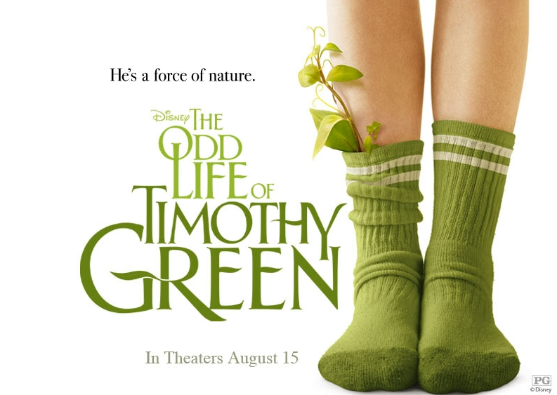 The Odd Life of Timothy Green – Review by Alexandra Santoro
