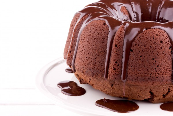 Death by chocolate cake!