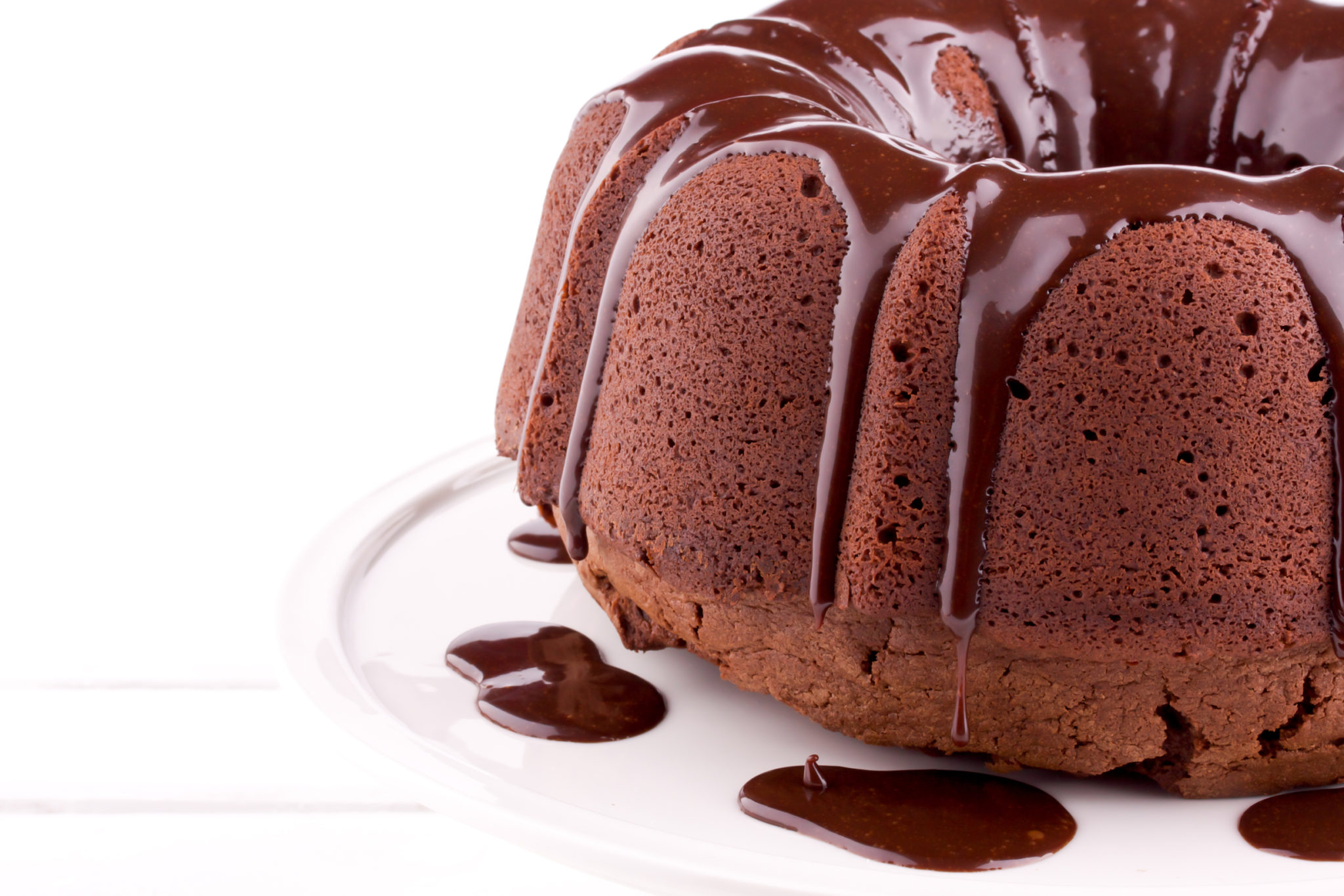 Decadent Chocolate Fudge Cake
